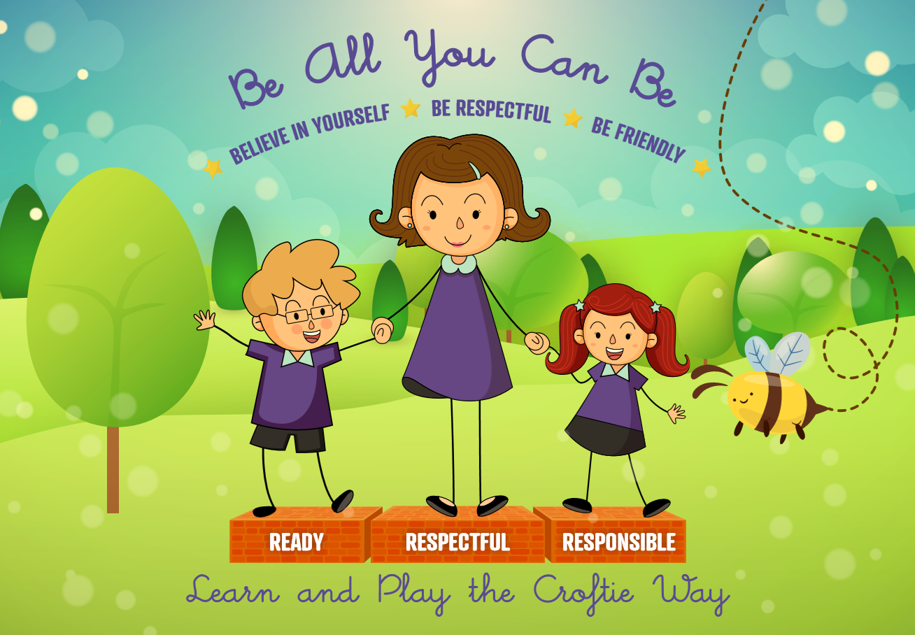 School Values Poster